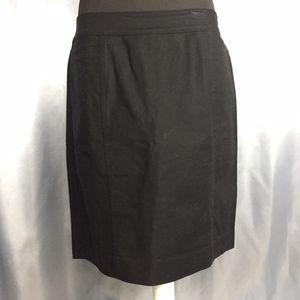 Ann Taylor womens pencil skirt